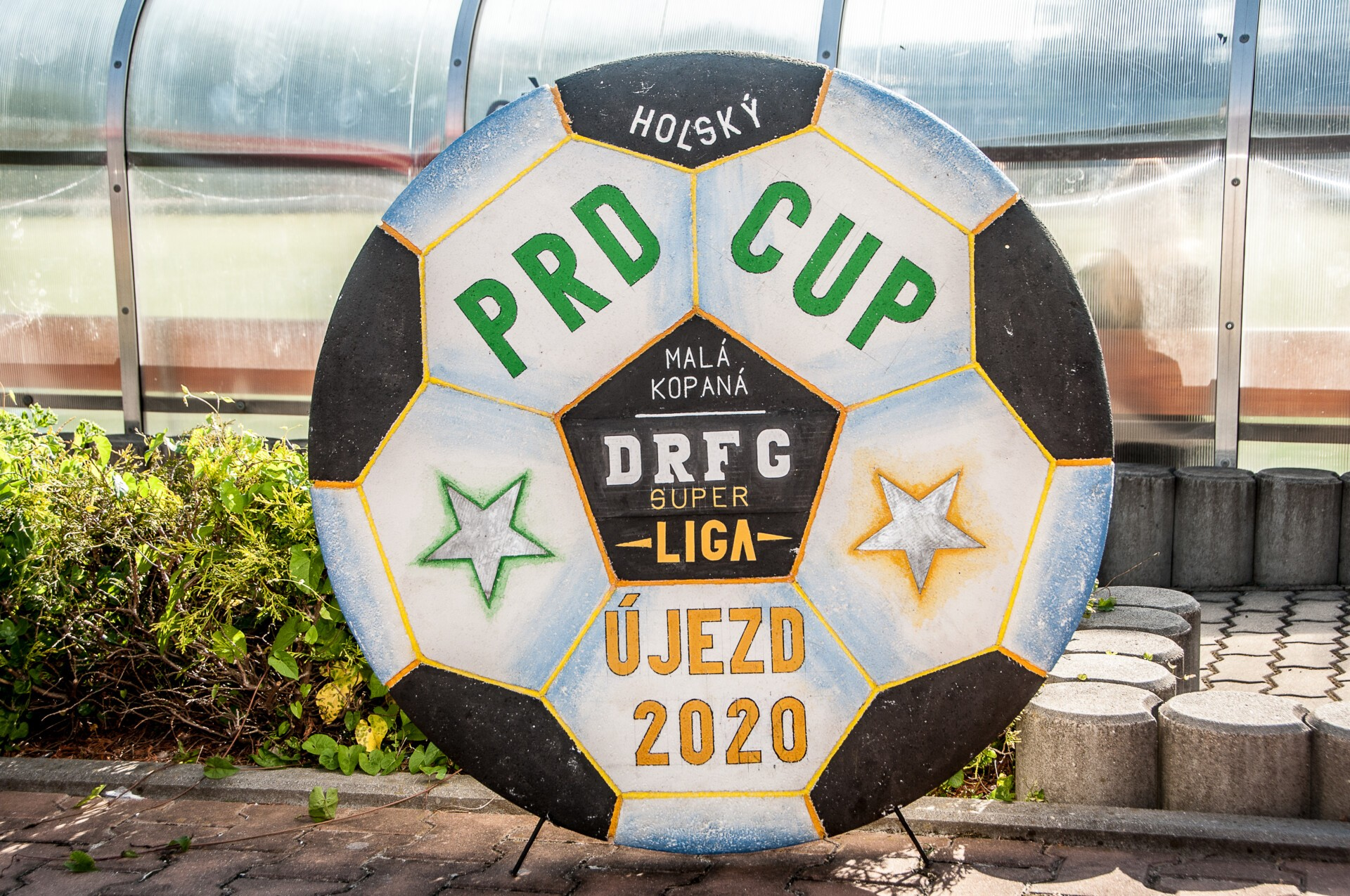 Fotbalový turnaj PRD-CUP 2020