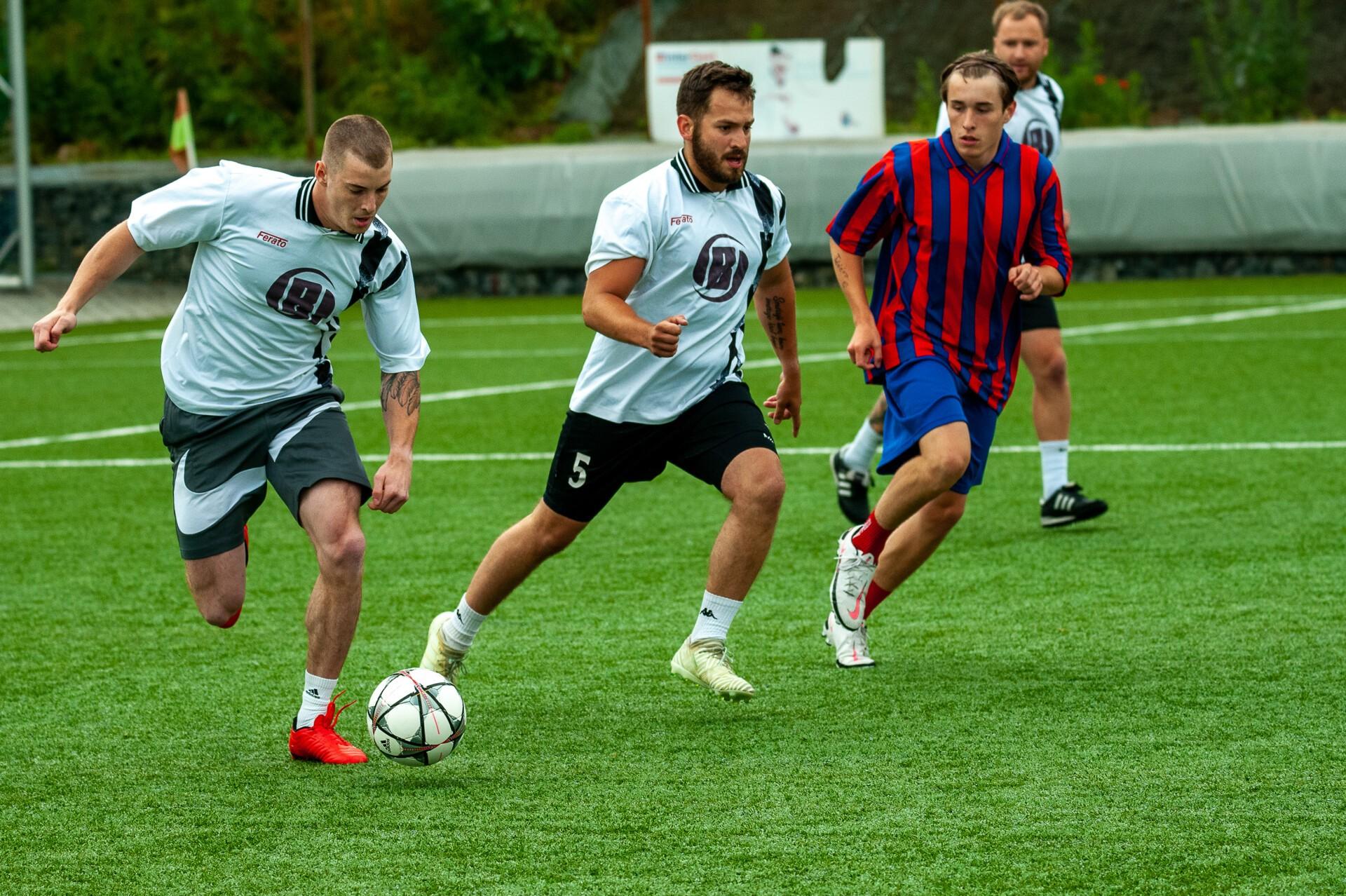 Fotbalový turnaj PRD-CUP 2021